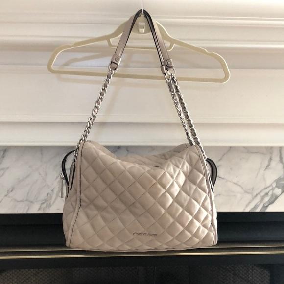 278a3b839380 Michael Kors Bags | Xl Quilted Rachel Leather Satchel | Poshmark